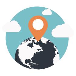 一頁式網頁適用-在地商家