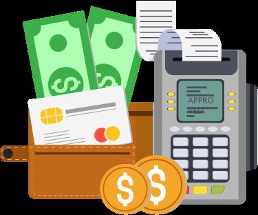 簡易型線上收款系統 - 一頁式商店